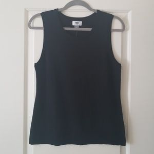 NWT Old Navy Womens Sleeveless Knit Top/Tank M